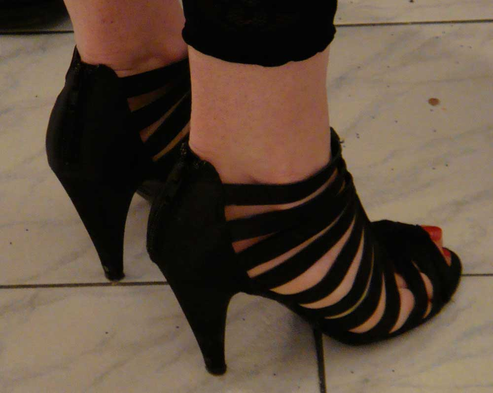 Tango Fuß