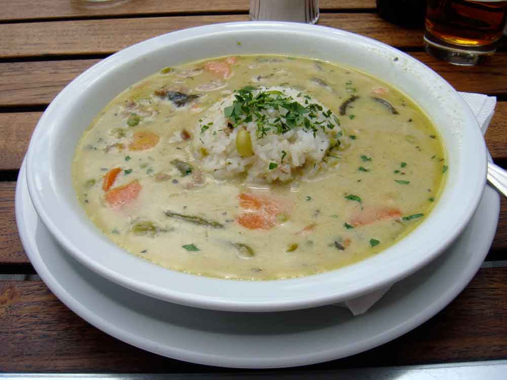 thai curry