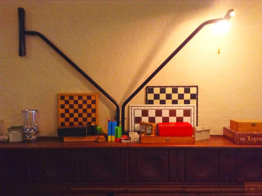 Schach im Meier Linz