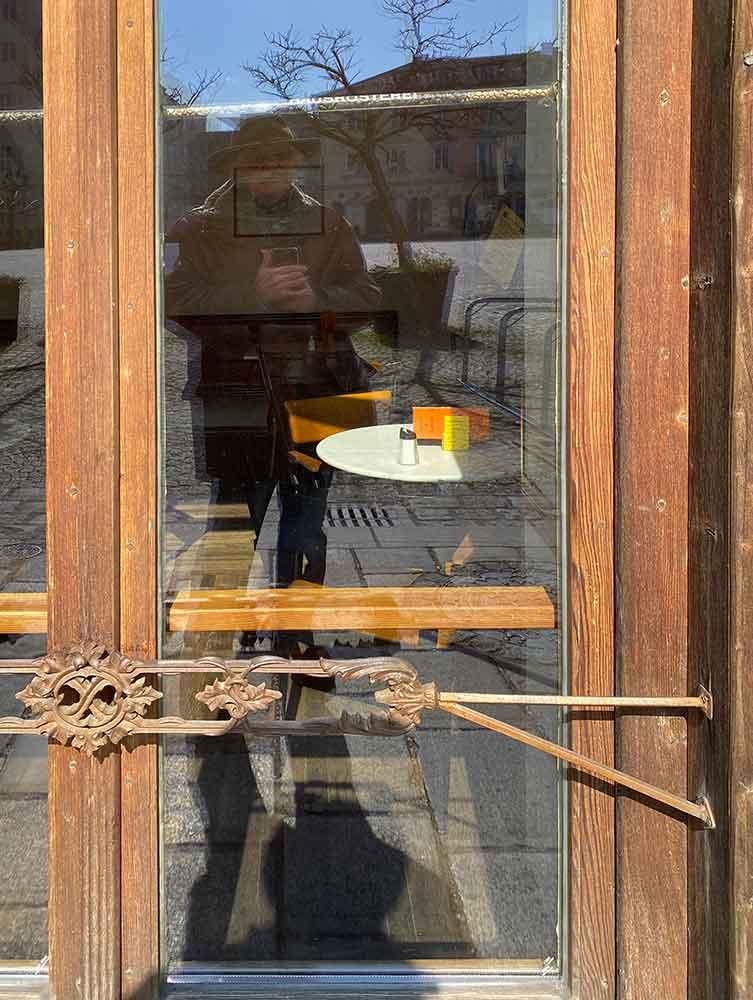 Cafe Meier Linz Stammplatz