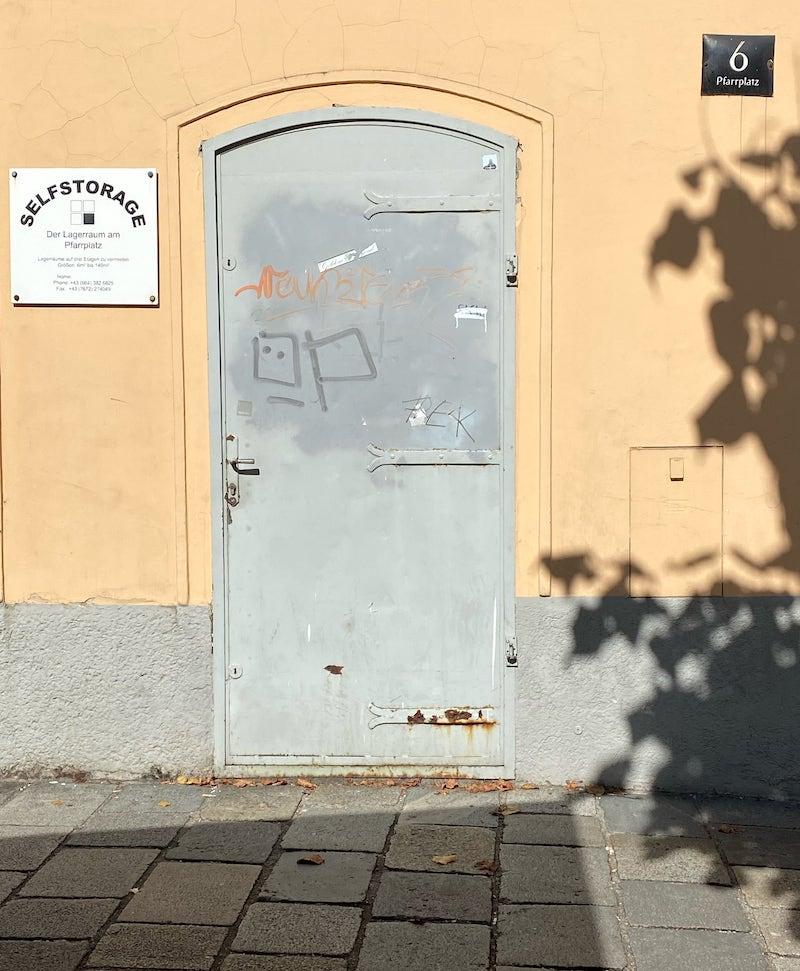 Linz, Pfarrplatz 6 Self Storage
