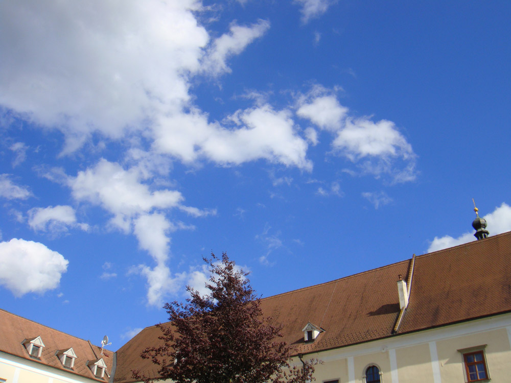 Wolkenthema - lieblich