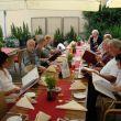 Ulli Moser: Esst etwas, bevor der Meister kommt!