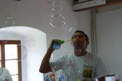 Seifenblasen (Foto: Roswitha)