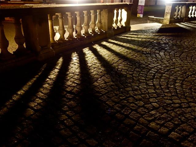 Schattenwurf (Foto: Ingrid Seipel)