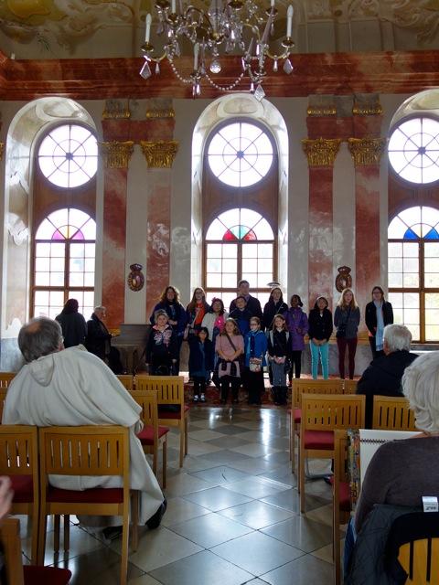 Himmlische Klänge (Foto: Ingrid Seipel)
