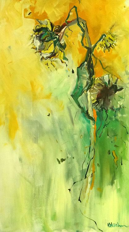 Erwins Sonnenblumen (Foto: Roswitha Panholzer)